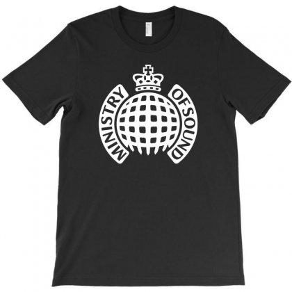 Ministry Of Sound T-shirt Designed By Mdk Art
