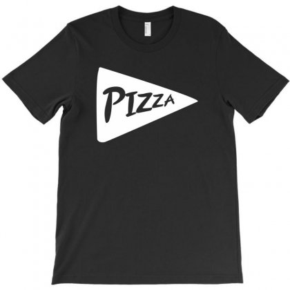 Pizza Party T-shirt Designed By Mdk Art