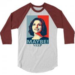 veep 3/4 Sleeve Shirt | Artistshot