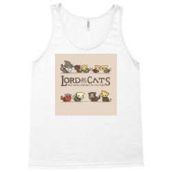 Lord Of The Cats Tank Top | Artistshot