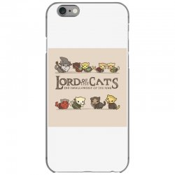 Lord Of The Cats iPhone 6/6s Case | Artistshot