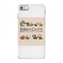 Lord Of The Cats iPhone 7 Case | Artistshot