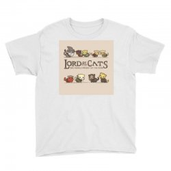 Lord Of The Cats Youth Tee | Artistshot