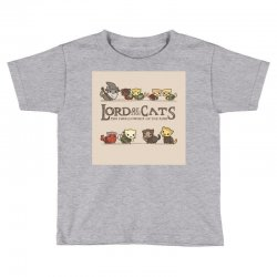 Lord Of The Cats Toddler T-shirt | Artistshot