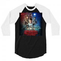 Stranger Things 3/4 Sleeve Shirt | Artistshot