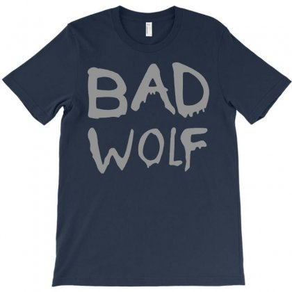 Bad Wolf - Doctor Who Shirt T-shirt Designed By Eugene