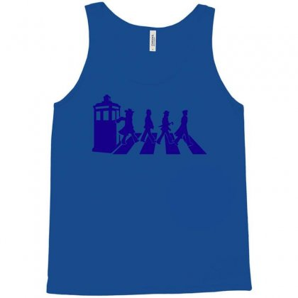 Doctor Who Tank Top Designed By Eugene