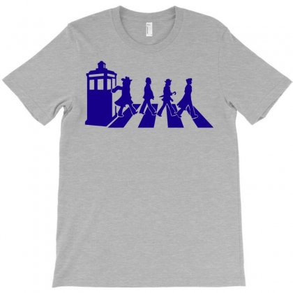 Doctor Who T-shirt Designed By Eugene