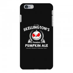 Skellington'spumpkin ale iPhone 6 Plus/6s Plus Case | Artistshot