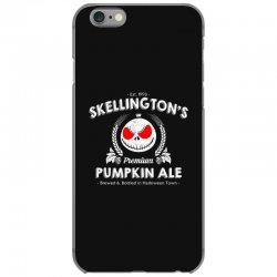 Skellington'spumpkin ale iPhone 6/6s Case | Artistshot