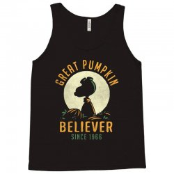 Great Pumpkin Believer Tank Top | Artistshot