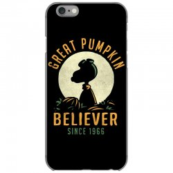 Great Pumpkin Believer iPhone 6/6s Case | Artistshot