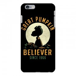 Great Pumpkin Believer iPhone 6 Plus/6s Plus Case | Artistshot