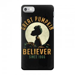Great Pumpkin Believer iPhone 7 Case | Artistshot