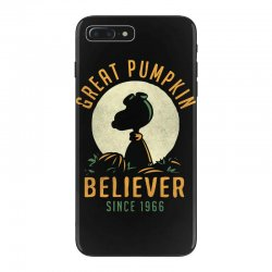 Great Pumpkin Believer iPhone 7 Plus Case | Artistshot