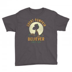 Great Pumpkin Believer Youth Tee | Artistshot