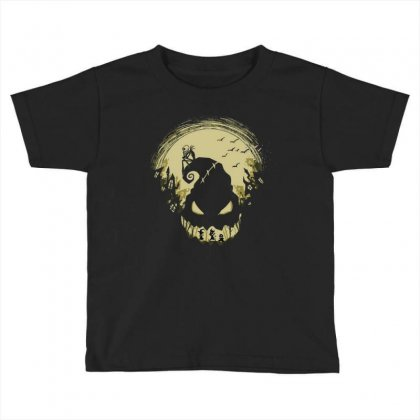 Helloween Toddler T-shirt Designed By Achmad
