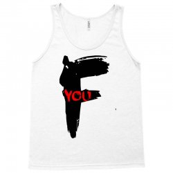 funny mens t shir 'f'yout Tank Top | Artistshot