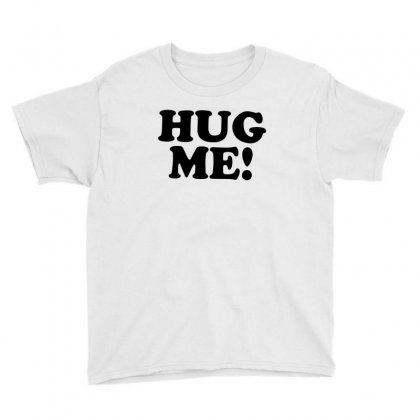 Hug Me Youth Tee Designed By Mdk Art