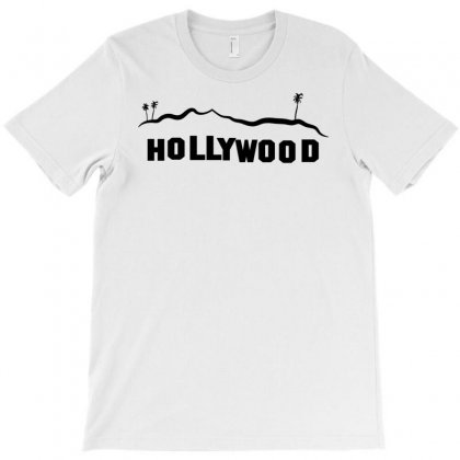 Hollywood T-shirt Designed By Manisah