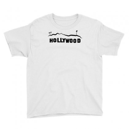 Hollywood Youth Tee Designed By Manisah