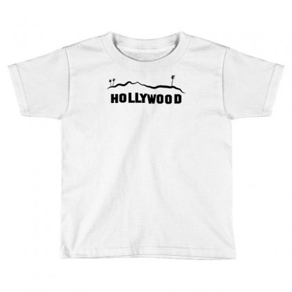 Hollywood Toddler T-shirt Designed By Manisah