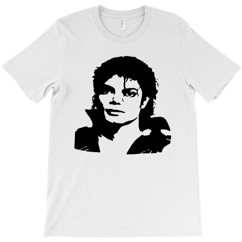 0db563169169 Custom Michael Jackson T-shirt By Mdk Art - Artistshot