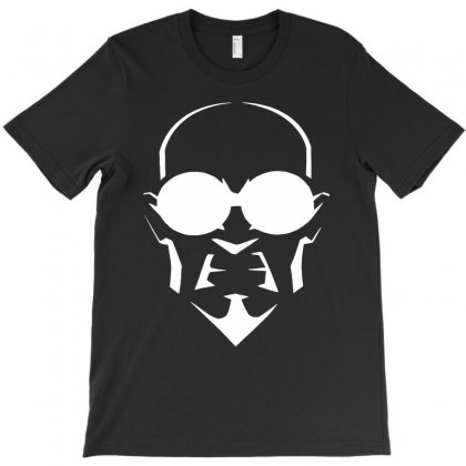 Rob Halford Stencil Funny T Shirt T-shirt Designed By Mdk Art