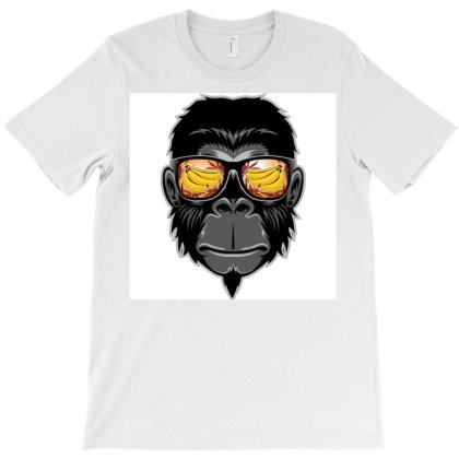 Monkey Cool T-shirt Designed By Achmad