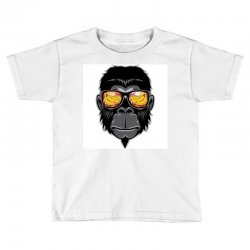 Monkey Cool Toddler T-shirt | Artistshot