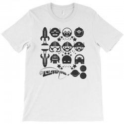 Out Space T-Shirt | Artistshot