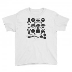 Out Space Youth Tee | Artistshot
