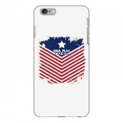 USA Flag Vector iPhone 6 Plus/6s Plus Case | Artistshot