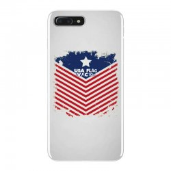 USA Flag Vector iPhone 7 Plus Case | Artistshot