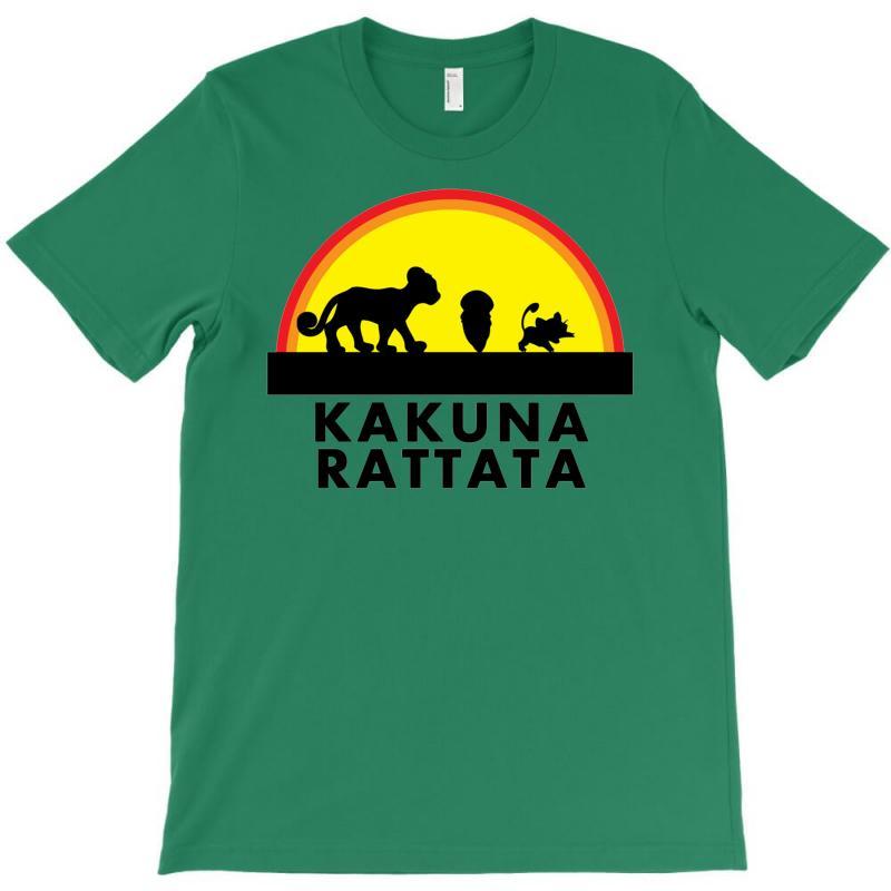 6aa0a5c6f Custom Kakuna Rattata T-shirt By Tabby - Artistshot