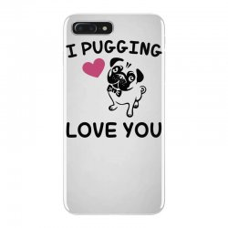 love you  pug iPhone 7 Plus Case | Artistshot