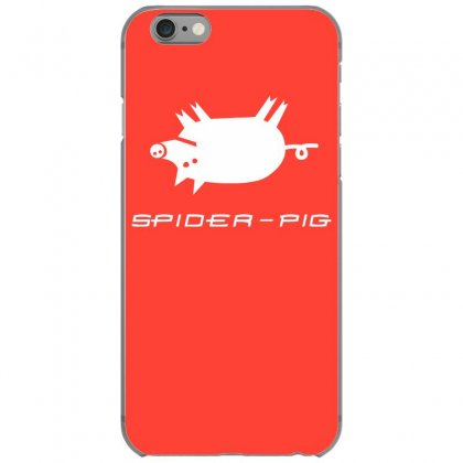 Spider Pig Iphone 6/6s Case Designed By Gematees