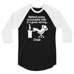 successful man is a good 3/4 Sleeve Shirt | Artistshot