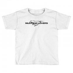 Mustang car Toddler T-shirt | Artistshot