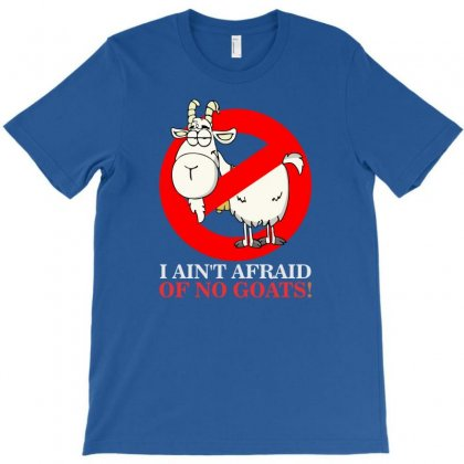Bill Murray Ain't Afraid Of No Goats T-shirt Designed By Munil