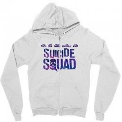 Suicide Squad Zipper Hoodie   Artistshot
