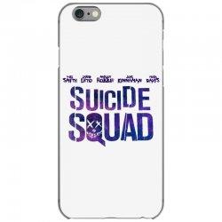 Suicide Squad iPhone 6/6s Case   Artistshot