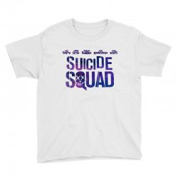 Suicide Squad Youth Tee   Artistshot