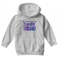 Suicide Squad Youth Hoodie   Artistshot