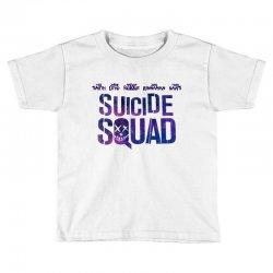 Suicide Squad Toddler T-shirt   Artistshot
