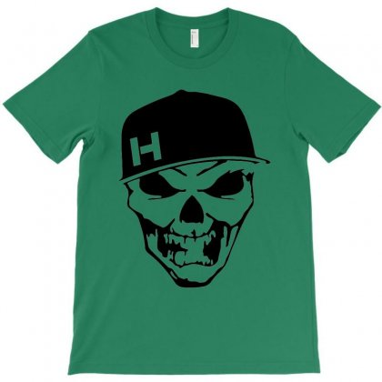 H T-shirt Designed By Oedin