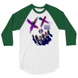 Suicide Squad 3/4 Sleeve Shirt | Artistshot