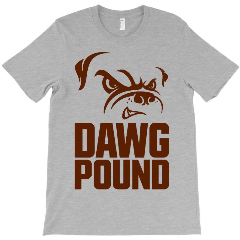 d8decde0 Dawg Pound T-shirt. By Artistshot