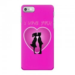 I love you iPhone 7 Case | Artistshot