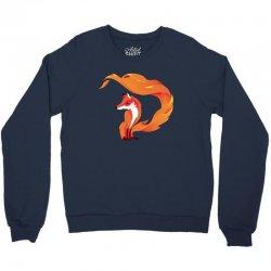 Fox Crewneck Sweatshirt | Artistshot